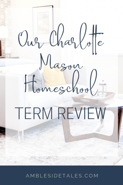 We finished our first term of Charlotte Mason homeschool. Before we start our next homeschool term, I took some time to review how the term went. In this post, I share some of the things that went well and areas where we can improve.